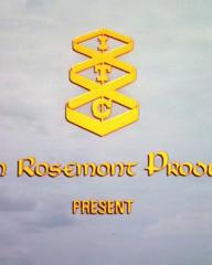 Main title from The Count of Monte-Cristo (1975) (1). Norman Rosemont Productions present