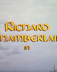 Main title from The Count of Monte-Cristo (1975) (2). Richard Chamberlain in