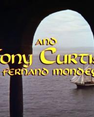 Main title from The Count of Monte-Cristo (1975) (7). And Tony Curtis as Fernand Mondego