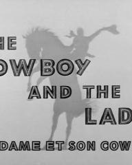Main title from The Cowboy and the Lady (1938) (3)  Madame et son Cowboy