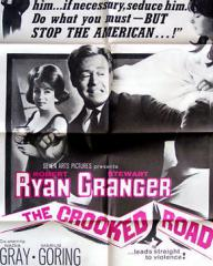 Poster for The Crooked Road (1965) (1)