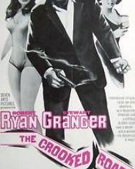 Poster for The Crooked Road (1965) (2)