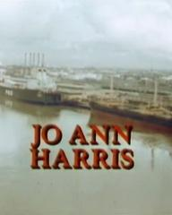 Main title from Cruise Into Terror (1978) (7). Jo Ann Harris
