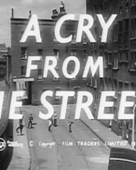 Main title from A Cry from the Streets (1958) (4)