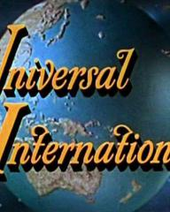 Main title from The Curse of the Werewolf (1961) (1).  Universal International