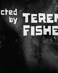 Main title from The Curse of the Werewolf (1961) (12).  Directed by Terence Fisher