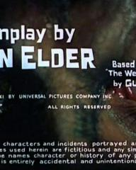 Main title from The Curse of the Werewolf (1961) (6)