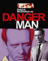 DVD cover of Danger Man (1960-62) (1)