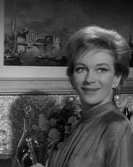 Joan Greenwood (as Nandina) in a photograph from Danger Man (1960-62) (4)