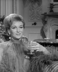 Joan Greenwood (as Nandina) in a photograph from Danger Man (1960-62) (7)