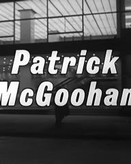 Main title from Danger Man (1960-66) (3). Patrick McGoohan