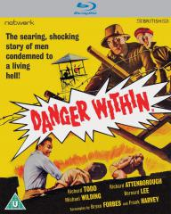 Danger Within (1959) Blu-ray from Network and the British Film (2020) (1)
