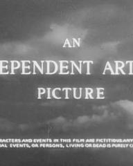 Main title from The Dark Man (1951) (2).  An Independent Artists Picture