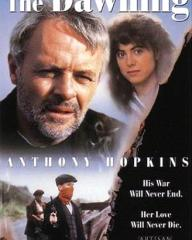 Anthony Hopkins (as Cassius / Angus Barrie) in a DVD cover of The Dawning (1988) (1)