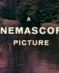 Opening credits from The Day of the Triffids (1962) (1). A Cinemascope picture