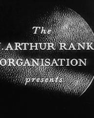 Main title from A Day to Remember (1953) (1).  The J Arthur Rank Organisation presents