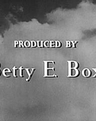 Main title from A Day to Remember (1953) (12).  Produced by Betty E Box