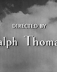 Main title from A Day to Remember (1953) (13).  Directed by Ralph Thomas