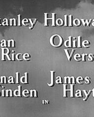 Main title from A Day to Remember (1953) (3).  Stanley Holloway Joan Rice, Odile Versois, Donald Sinden, James Hayter