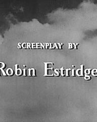 Main title from A Day to Remember (1953) (7).  Screenplay by Robin Estridge