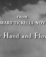 Main title from A Day to Remember (1953) (8).  From Jerrard Tickell's novel 'The Hand and Flower'