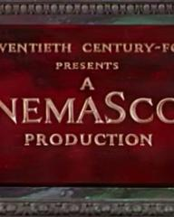 Main title from Demetrius and the Gladiators (1954) (2)
