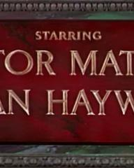 Main title from Demetrius and the Gladiators (1954) (4). Starring Victor Mature, Susan Hayward