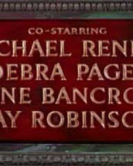 Main title from Demetrius and the Gladiators (1954) (5). Co-starring Michael Rennie, Debra Paget, Anne Bancroft, Jay Robinson