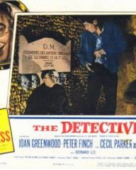 American lobby card from The Detective [Father Brown] (1954) (1)