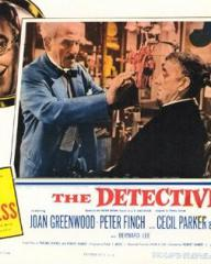 Lobby card from The Detective [Father Brown] (1954) (1)