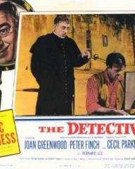 Lobby card from The Detective [Father Brown] (1954) (2)