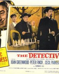 Lobby card from The Detective [Father Brown] (1954) (3)