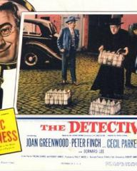 Lobby card from The Detective [Father Brown] (1954) (4)