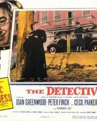 Lobby card from The Detective [Father Brown] (1954) (5)