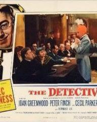 Lobby card from The Detective [Father Brown] (1954) (6)