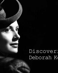 Main title from the 'Discovering: Deborah Kerr' episode of Discovering Film, featuring Deborah Kerr