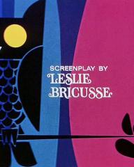 Main title from Doctor Dolittle (1967) (21).  Screenplay by Leslie Bricusse