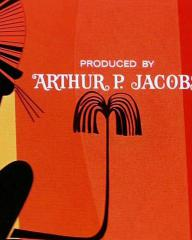 Main title from Doctor Dolittle (1967) (22).  Produced by Arthur P Jacobs