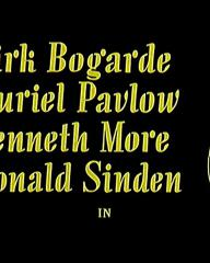 Main title from Doctor in the House (1954) (3). Dirk Bogarde, Muriel Pavlow, Kenneth More, Donald Sinden in