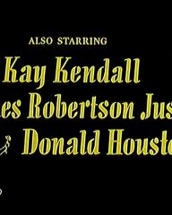Main title from Doctor in the House (1954) (5). Also starring Kay Kendall, James Robertson Justice, Donald Houston