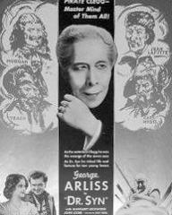 Poster for Doctor Syn (1937) (2)