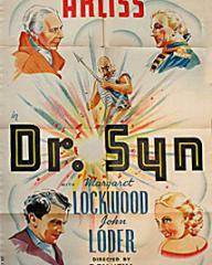 Poster for Doctor Syn (1937) (3)