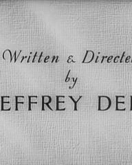 Main title from Don't Take It to Heart! (1944) (9). Written and directed by Jeffrey Dell