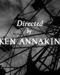 Main title from Double Confession (1950) (10).  Directed by Ken Annakin
