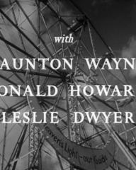Main title from Double Confession (1950) (3).  With Naunton Wayne Ronald Howard, Leslie Dwyer