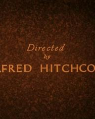 Main title from Downhill (1927) (6).  Directed by Alfred Hitchcock