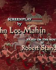 Main title from Elephant Walk (1953) (5). Screenplay by John Lee Mahin, based on the novel by Robert Standish