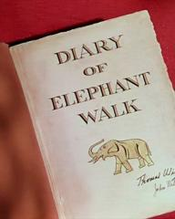 Screenshot from Elephant Walk (1953) (1). Diary of elephant walk