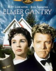 Elmer Gantry DVD with Jean Simmons and Burt Lancaster