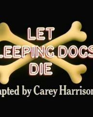 Main title from the 1981 'Episode One – Dog's Dinner' episode of Bognor (1981-1982) (1)